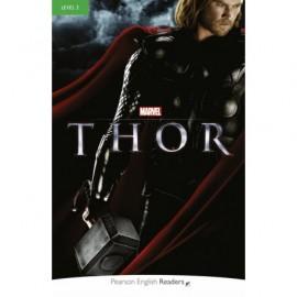 Pearson English Readers: Marvel's Thor + MP3 Audio CD