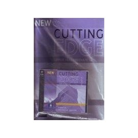 Cutting Edge Upper-Intermediate (New Edition) Workbook + Workbook CD