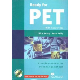 New Ready for PET Student's Book (with key) + CD-ROM