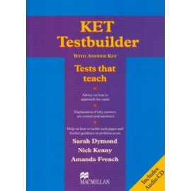 KET Testbuilder (with key) + Audio CD