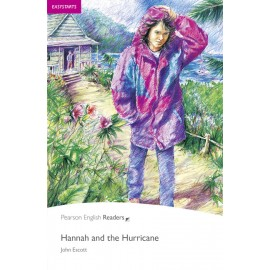 Pearson English Readers: Hannah and the Hurricane