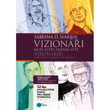 Vizionáři B1/B2 Visionaries - Men Who Changed the World