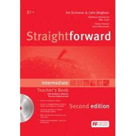 Straightforward Pre-Intermediate Second Ed. Teacher's Book Pack