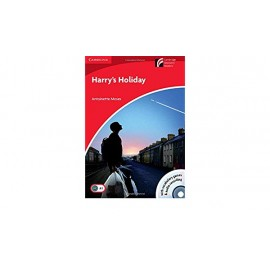 Cambridge Discovery Readers: Harry's Holiday + CD/CD-ROM