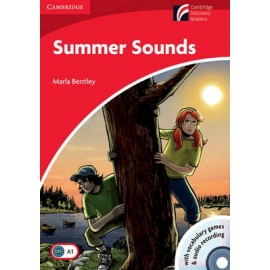 Cambridge Discovery Readers: Summer Sounds + CD/D-ROM