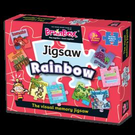 BrainBox Rainbow Jigsaw