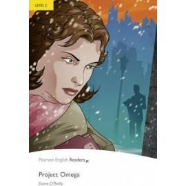 Project Omega + MP3 Audio CD