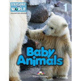 Explore our World - Baby animals - Reader with cross-platform application (level 1)