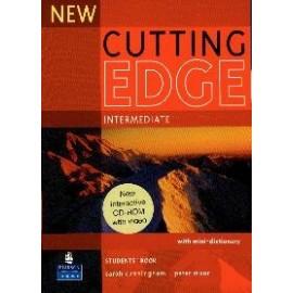 Cutting Edge Intermediate (New Edition) Student's Book + CD-ROM
