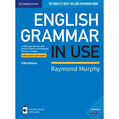 English Grammar in Use Fifth Edition Intermediate with Answers + eBook