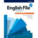 English File Fourth Edition Pre-Intermediate Student's Book s anglicko-českým slovníčkem a Online Practice