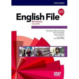 English File Fourth Edition Elementary Class DVDs