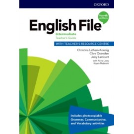 English File Fourth Edition Intermediate Teacher's Guide with Teacher's Resource Centre
