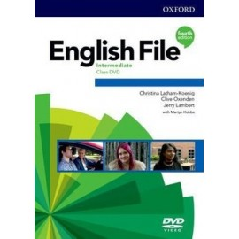 English File Fourth Edition Intermediate Class DVDs