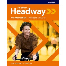 New Headway Fifth Edition Pre-Intermediate Workbook without Answer Key