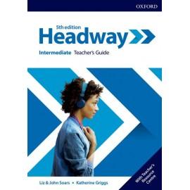 New Headway Fifth Edition Intermediate Teacher's Book with Teacher's Resource Center