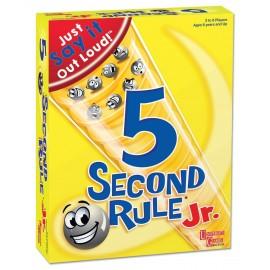 5 Second Rule Junior Game