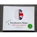Vocabulary Maps 2000 words workbook aka Kreativní slovník