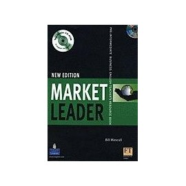 New Market Leader Pre-intermediate Teacher's Book + Test Master CD-ROM + DVD