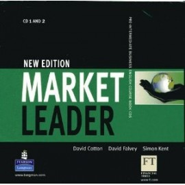New Market Leader Pre-intermediate Class CDs