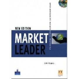 New Market Leader Upper-Intermediate Practice File Book + CD