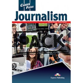 Career Paths: Journalism - Student´s Book with Digibook App.