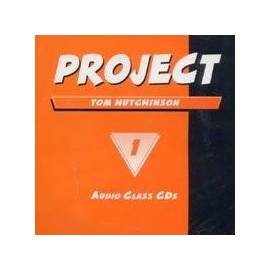 Project 1 Class Audio CDs (2)