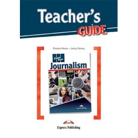 Career Paths: Journalism Teacher's Book + Student's Book + Cross-platform Application with Audio CD