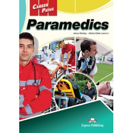 Career Paths Paramedics - Student´s Book with Digibook App.