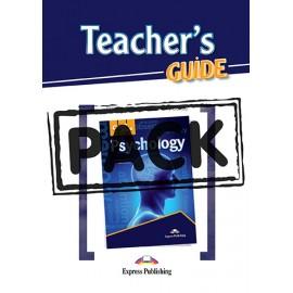Career Paths Psychology Teacher's Book + Student's Book + Cross-platform Application with Audio CD