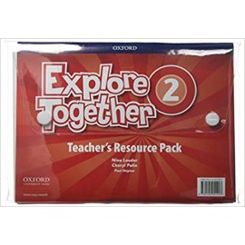 Explore Together 2 Teacher's Resource Pack CZ