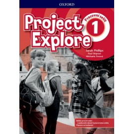 Project Explore 1 Workbook with Online Practice CZ
