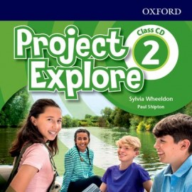 Project Explore 2 Class Audio CDs /2/