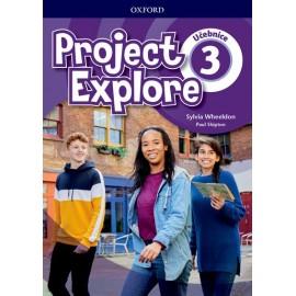 Project Explore Level 3 Student's Book CZ