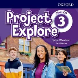 Project Explore Level 3 Class Audio CDs