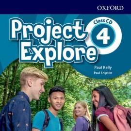 Project Explore 4 Class Audio CDs /2/