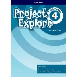Project Explore 4 Teacher's Pack