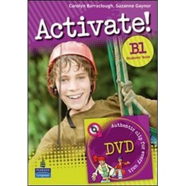 Activate! B1 Student's Book with DVD