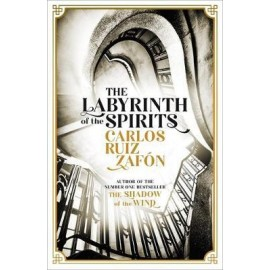The Labyrinth of the Spirits - Part IV