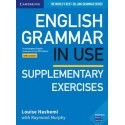 English Grammar in Use Supplementary Exercises Fifth Edition Book with Answers