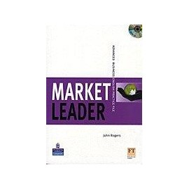 Market Leader Advanced Practice File Book + CD