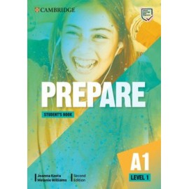 Prepare A1 Level 1 Second Edition Student´s Book