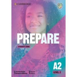 Prepare A2 Level 2 Second Edition Student's Book