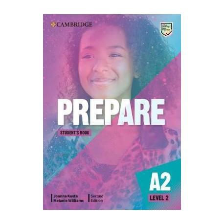 Prepare A2 Second Edition Student's Book