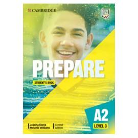 Prepare A2 Level 3 Second Edition Student's Book