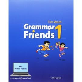 Grammar Friends 1 with Student Website