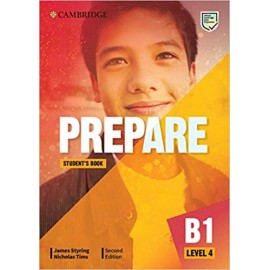 Prepare B1 Level 4 Second Edition Student's Book