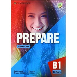 Prepare B1 Level 5 Second Edition Student's Book