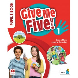 Give Me Five! Level 1 Pupil's Book