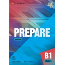 Prepare B1 Level 5 Second Edition Workbook with Audio Download